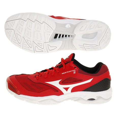 ミズノ(MIZUNO) WAVE PHANTOM 2 X1GA186062 (Men's)