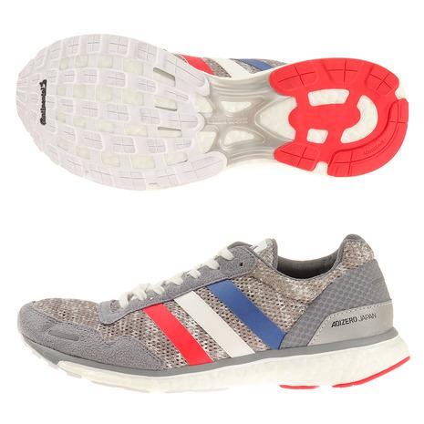 アディダス(adidas) アディゼロ ジャパン ブースト3 AKTIV CP9368 (Men's)