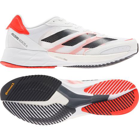 アディダス(adidas) ランニングシューズ トレーニングシューズ 部活 アディゼロ ジャパン 6 M FY4073 マラソン