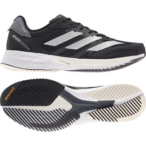 アディダス(adidas) ランニングシューズ トレーニングシューズ 部活 アディゼロ ジャパン 6 M H67509 マラソン (メンズ)
