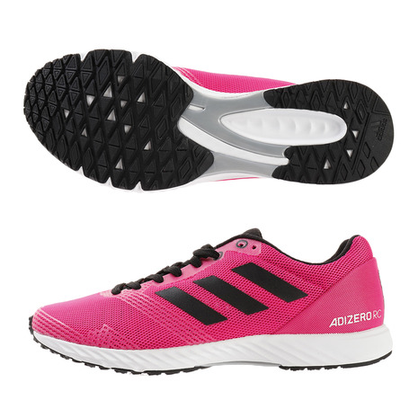 アディダス(adidas) adizero RC ワイド ランニングシューズ G28845 (Men's)