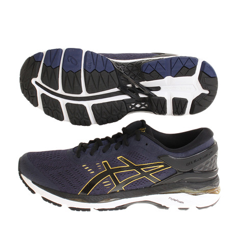 アシックス(ASICS) GEL-KAYANO 24 TJG957.5890 (Men's)