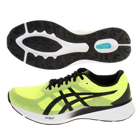 アシックス(ASICS) ランニングシューズ メンズ ジョギングシューズ ROADBLAST RX 1011A992.750 (Men's)
