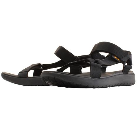 テバ Teva おすすめ特集 サンダル メンズ ストラップサンダル 黒 ブラック サンボーン ユニバーサル 市販 1015156