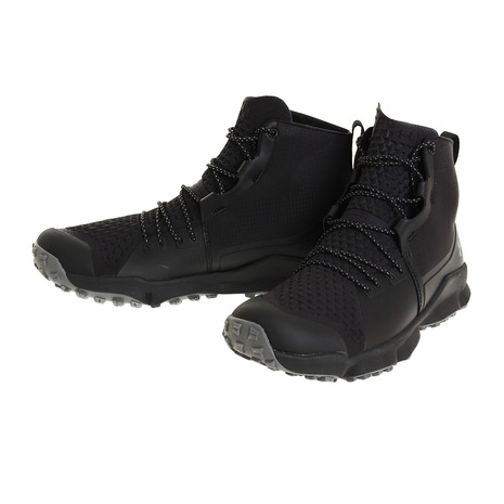 アンダーアーマー(UNDER ARMOUR) Speedfit 2.0 Mid #3000305 BLK/GPH/BLK (Men's)