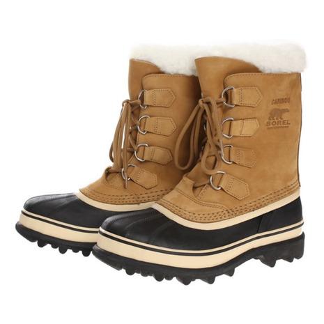 レディース SOREL スノーブーツ NL1005-280 Caribou ソレル 防水 ソレル(SOREL) (Lady's) 耐寒 ウインターブーツ カリブー Buff