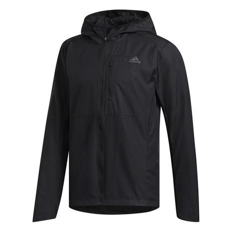 アディダス(adidas) オウン ザ ラン フード付き ウインドジャケット FYR45-FL6964 オンライン価格 (メンズ)