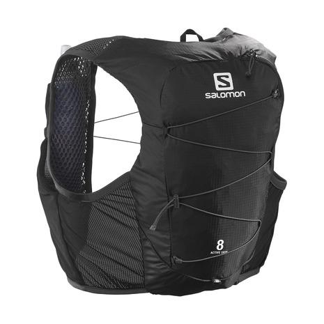 サロモン(SALOMON) ACTIVE SKIN 8 ランニングベスト LC1568200 (メンズ、レディース)