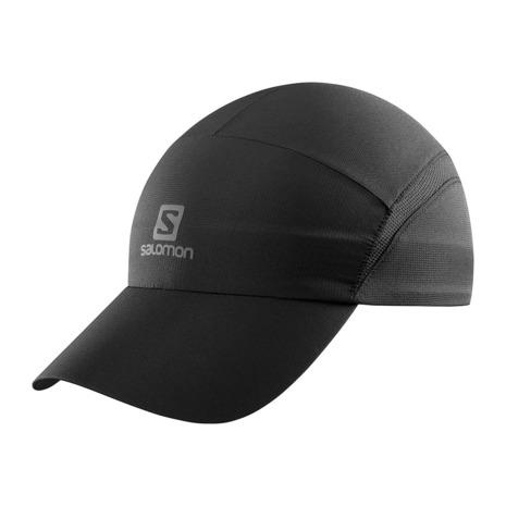 サロモン メイルオーダー SALOMON ランニング キャップ XA 代引き不可 CAP オンライン価格 メンズ LC1036900-BLACK 帽子