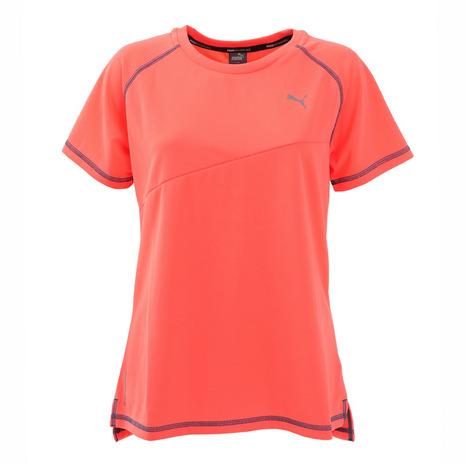 プーマ お気に入り PUMA NEW ランニング レディース 半袖 ORG 519818 Tシャツ 02