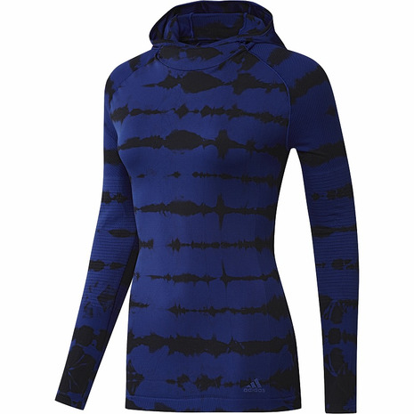 アディダス(adidas) ultra PRIMEKNIT ロングスリーブTシャツ BQ9392 (Lady's)