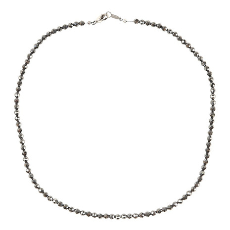 コラントッテ Colantotte 使い勝手の良い ネックレス ルーチェ アルファ メーカー在庫限り品 ブラック レディース メンズ ABARH01M