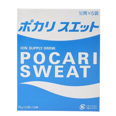 ポカリスエット 健康食品 パウダー POCARI SWEAT ポカリスエットパウダー レディース 売買 5袋入り メンズ 1L用 タイムセール キッズ