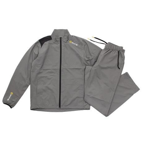 スキンズ(SKINS) ウィンドジャケットスーツ SAS5705S GRY (Men's)
