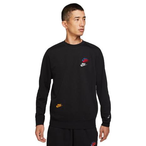 ナイキ(NIKE) スポーツウェア エッセンシャルクルーネックシャツ DJ6915-010 (メンズ)