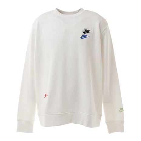 ナイキ(NIKE) スポーツウェア エッセンシャルクルーネックシャツ DJ6915-100 (メンズ)