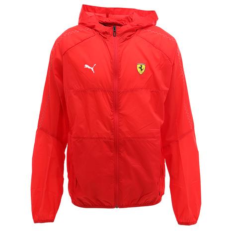 プーマ(PUMA) フェラーリ T7 シティランナージャケット 596140 01 RED (Men's)