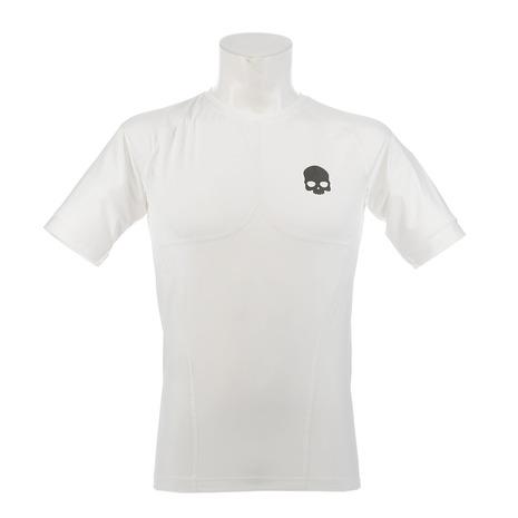ハイドロゲン(HYDROGEN) パフォーマンス スキンTシャツ RG0017 WHITE オンライン価格 (Men's)