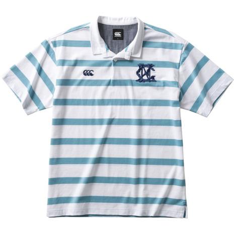 カンタベリー(canterbury) 半袖ラガーシャツ RA30115 10 (Men's)