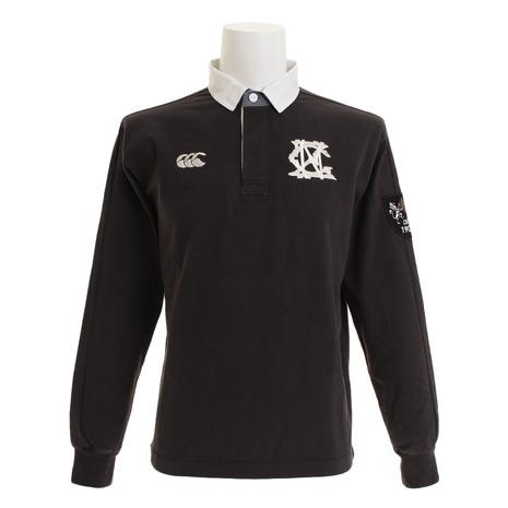 カンタベリー(canterbury) ロングスリーブ ラガーシャツ RA48591 18 (Men's)