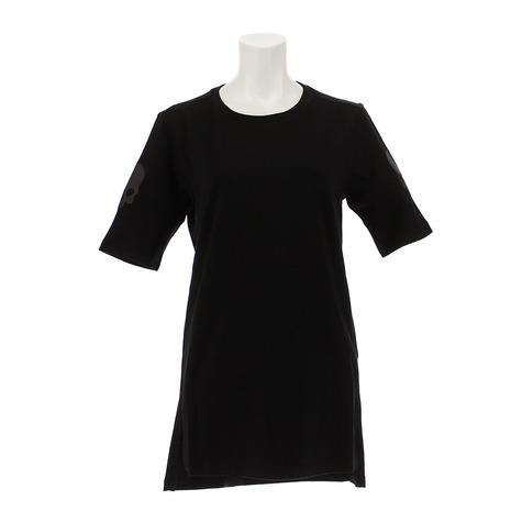 ハイドロゲン(HYDROGEN) リカバリーTシャツ RG1009 BLACK オンライン価格 (Lady's)