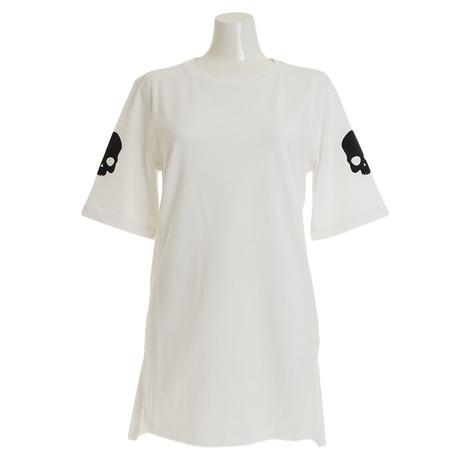 ハイドロゲン(HYDROGEN) RECOVERY Tシャツ RG1009 WHITE オンライン価格 (Lady's)
