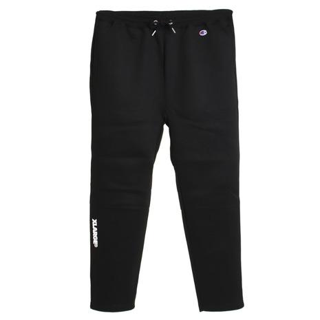 エクストララージ Champion WRAP AIR パンツ 01191610-BLACK (Men's)