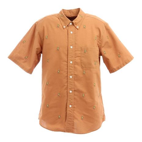 ノースフェイス(THE NORTH FACE) ショートスリーブヒムルートシャツ NR21956 CH HLNA (Men's)
