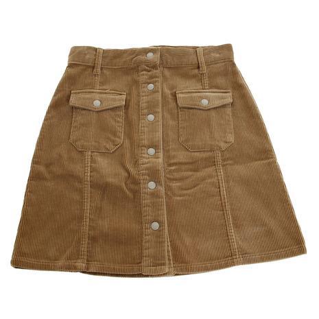 ウィズハー(withher) CORDUROY スカート 18HS-WH017-BEG (Lady's)