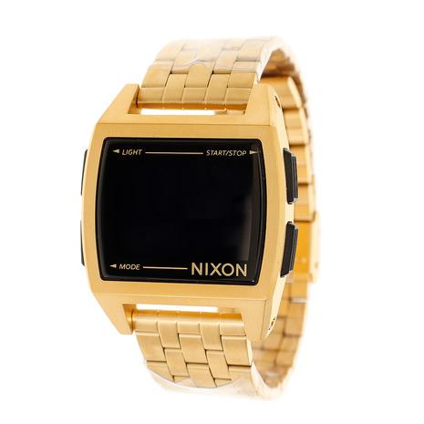 ニクソン(NIXON) ベース オールゴールド NA1107502-00H (Men's、Lady's)