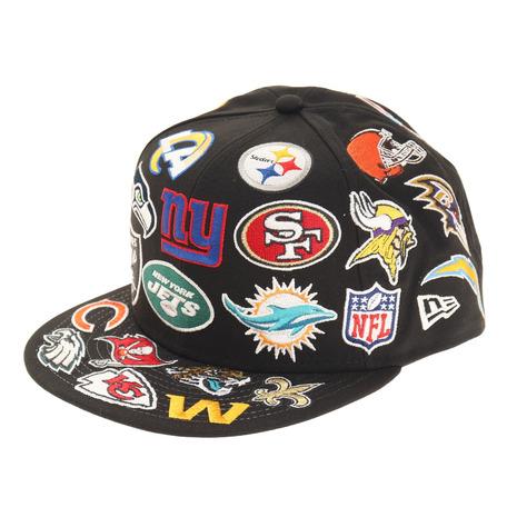 ニューエラ NEW ERA 大特価 9FIFTY チームロゴオールオーバー レディース 12854147 NFL スーパーセール期間限定 メンズ