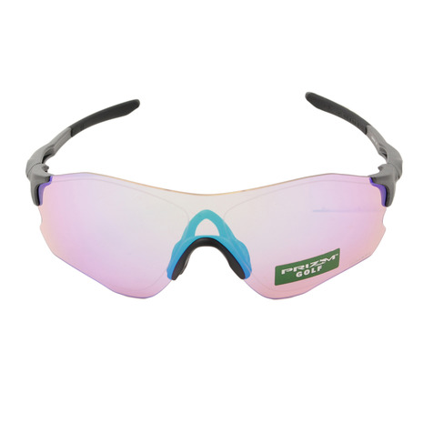 オークリー(OAKLEY) サングラス EVZroPth MStl/PzGolf 93130538 (Men's、Lady's)
