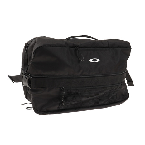 バッグ リュックサック デイバッグ ショルダーバッグ ハンドバッグ 3WAYバッグ オークリー(OAKLEY) ESSENTIAL ボストンバッグ M FOS900682-02E (メンズ、レディース)