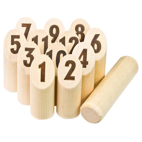 マルシン MARUSHIN モルック ミニ メーカー公式 MOLKKY アウトドアスポーツ メンズ レディース キッズ MO004 玩具 在庫一掃 外遊び