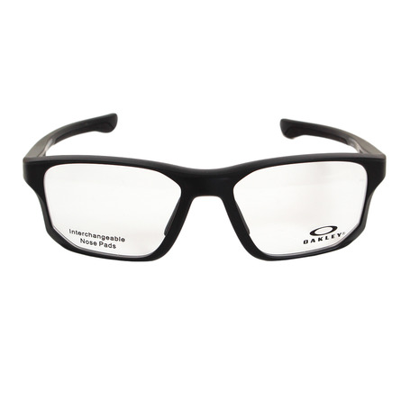 オークリー(OAKLEY) CROSSLINK FIT 55 メガネ 81360155 (Men's、Lady's)