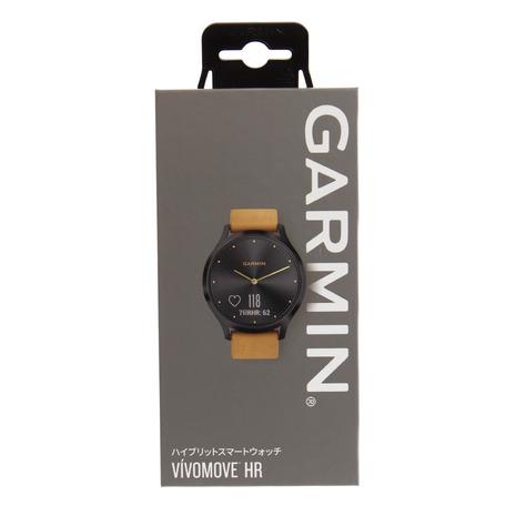 ガーミン(GARMIN) vivomove HR OnyxBlack TanSuede 185070 (Men's)