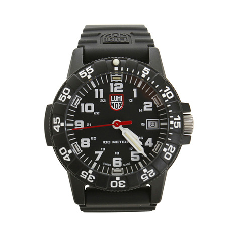 LUMINOX LEATHERBACK SEA TURTLE 0300SERIES Ref.0301 (Men's、Lady's)