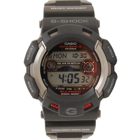 ジーショック(G-SHOCK) GULFMAN GW-9110-1JF 27 (Men's)