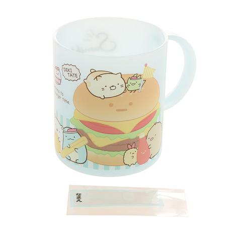 すみっコぐらし 新作 Sumikkogurashi プラコップ ハンバーガー キッズ KY84501 レディース 内祝い
