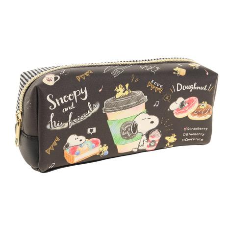 特価品コーナー☆ スヌーピー SNOOPY スヌーピーペンケース カフェ KJ キッズ 再再販 63038