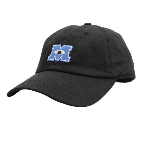 スーパースポーツゼビオ市場店 ビュー 人気ブレゼント! アクセサリー 服飾アクセサリー 帽子 VIEW モンスターズインクBK レディース セール特価 キャップ CCAP-24 メンズ
