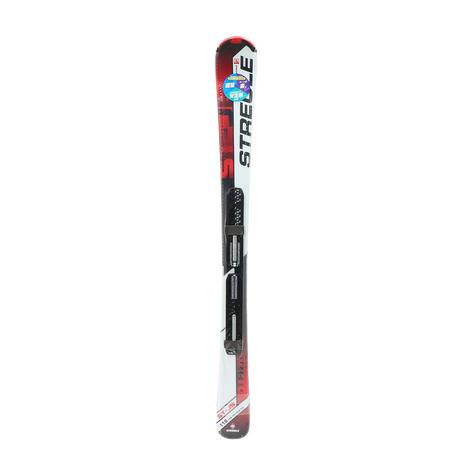 【祝開店!大放出セール開催中】 シュトロイレ(STREULE) スキー板 ジュニア セット ビンディング付属 20-21 ST-JB 309ST1ZE9024RD/SLR4.5BKWT (キッズ), ノーティー d4782be0