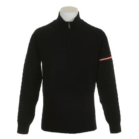 PHIL PETTER ゴルフウェア メンズ 長袖セーター 71807 NVY (Men's)
