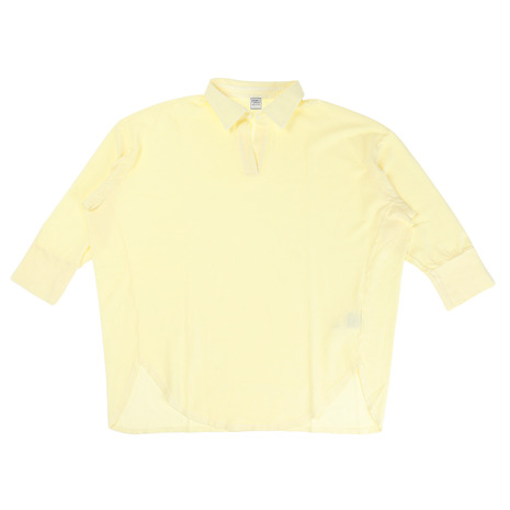 FEDELI(FEDELI) 3/4丈 スキッパーシャツ 2DEF0112-852 (Lady's)