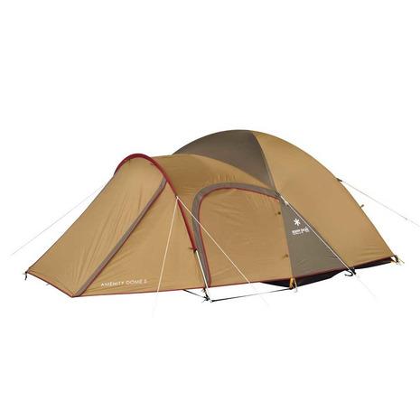スノーピーク(snow peak) テント キャンプ用品 アメニティドームS 3人用 SDE-002RH ドーム型テント (Men's、Lady's、Jr)