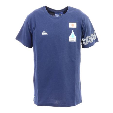クイックシルバー Quiksilver NAMINORI JAPAN 新作通販 ご予約品 TUBE QST202004 Tシャツ 20SU TIND メンズ