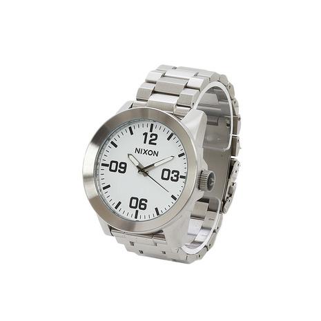 【5のつく日 エントリー&カード決済でポイント5倍~】 ニクソン(NIXON) 腕時計 コーポラルSS NA346100-00 (Men's、Lady's)