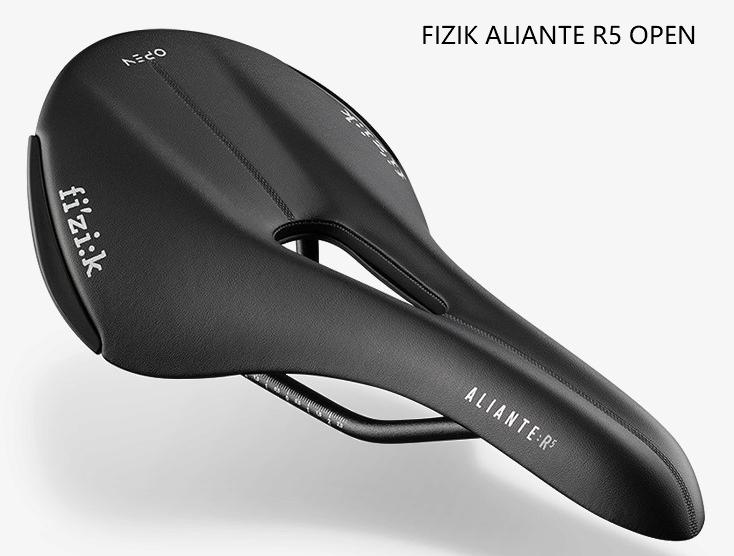 FIZIK(フィジーク) サドル アリアンテ R5 OPEN S-Alloyレール for ブル 【自転車】【ロードバイク】