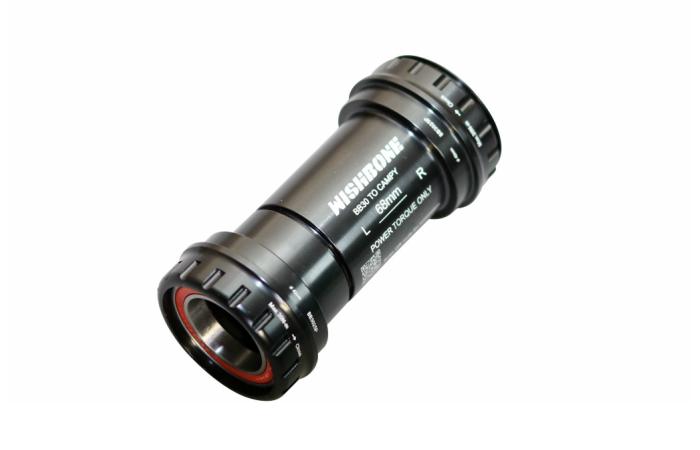 ウィッシュボーン BB3025P カンパニョーロパワートルククランク用 ロードバイク 音鳴り ボトムブラケット 圧入式
