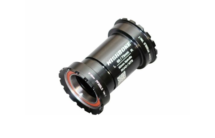 ウィッシュボーン PF30SLS FSA/SRAM(BB30) 用 ロードバイク 音鳴り ボトムブラケット 圧入式